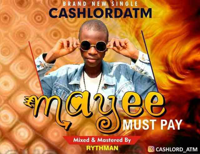 Cashlord Atm – Mayee must pay