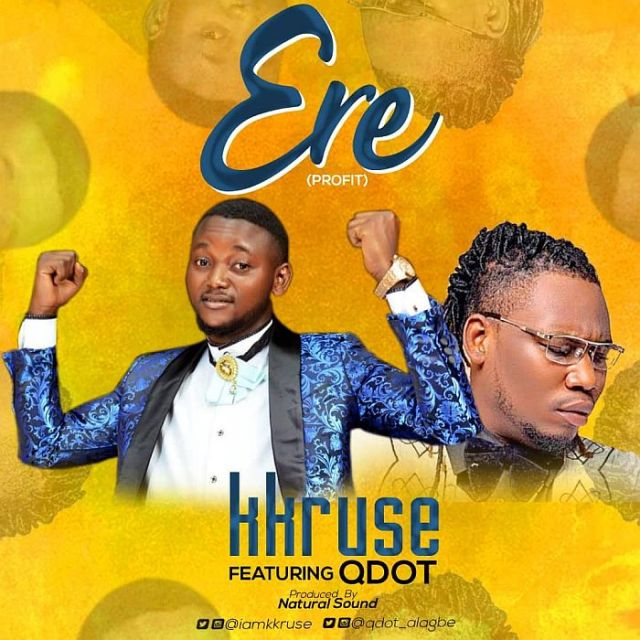 DOWNLOAD K Kruse Ft Qdot – Ere Mp3