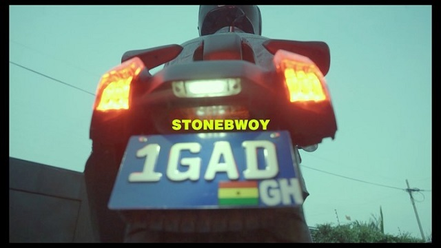DOWNLOAD Stonebwoy – Blaze Dem Freestyle Mp4