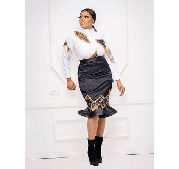 Eve Esin Celebrates Her 34th Birthday With Gorgeous Pictures