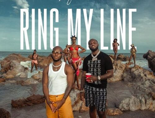 King Promise ft Headie One – Ring My Line
