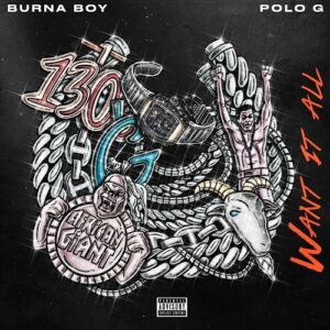 Burna Boy Ft. Polo G – Want It All Mp3 Download Audio Free