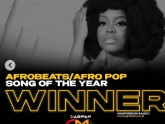 Ghana Music Award UK: Gyakie's 'Forever' Emerges Winner Afrobeats/Afropop Song Of The Year
