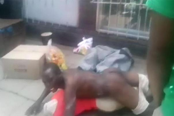 Drunk Man Having Sex With Mannequin In The Middle Of Flea Market In Bulawayo