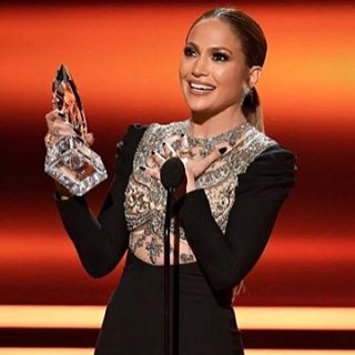 Jennifer Lopez People's Choice Awards