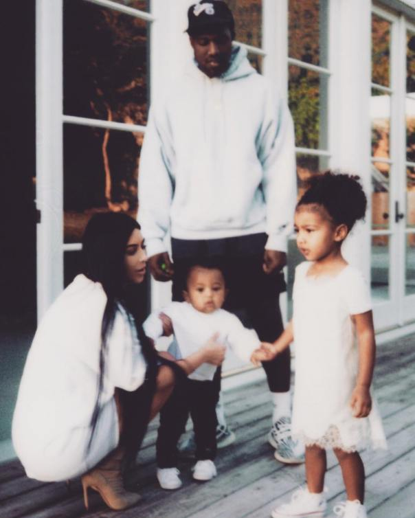 Kim Kardashian Returns To Social Media With This Super Cute Family Photo And Video