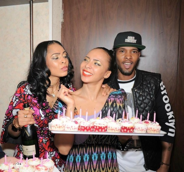 Tboss, Wendy and Dameon