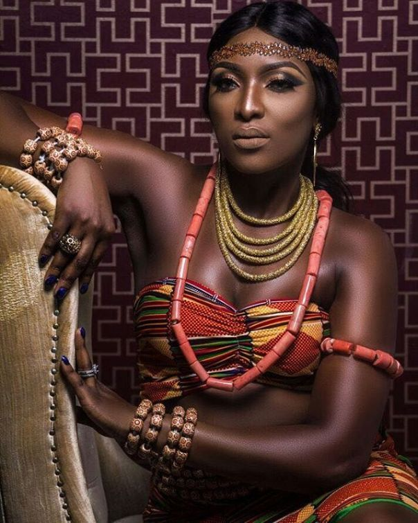 Esther Audu Celebrates Her Birthday