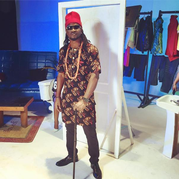 2 Absolutely Stunning Nigerian Outfits Psquare Slayed 3