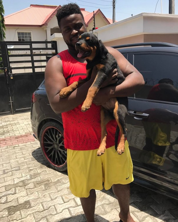 Davido's Brother Adewale Adeleke Has Spoken Like An Idiot By Telling His Fans MY DOGS EATING BETTER THEM SOME OF Y'ALL 3