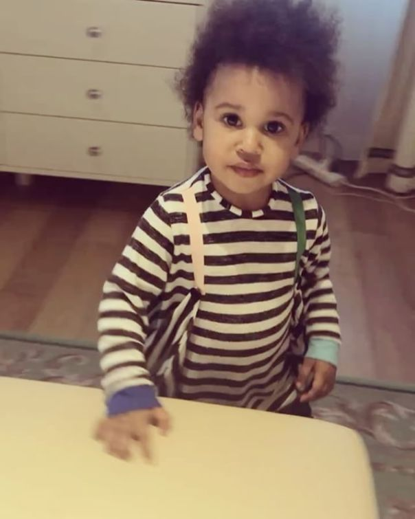 Mikel Obi Shares Adorable Video Of His Daughter Uttering Her First Words 1
