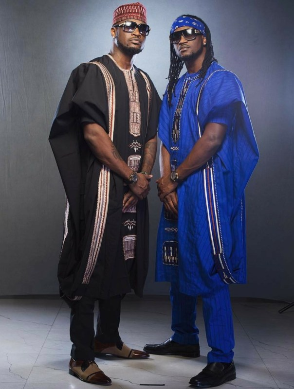 2 Absolutely Stunning Nigerian Outfits Psquare Slayed 5