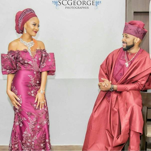 Even More Photos From Banky W And Adesua Etomi Wedding Introduction 9