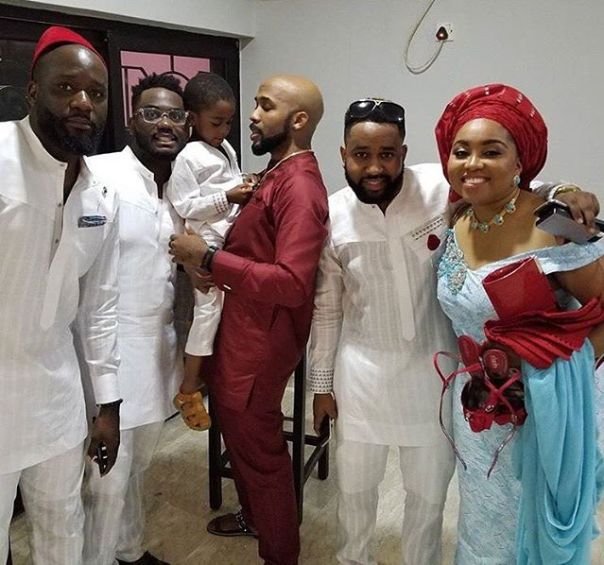 Even More Photos From Banky W And Adesua Etomi Wedding Introduction 13
