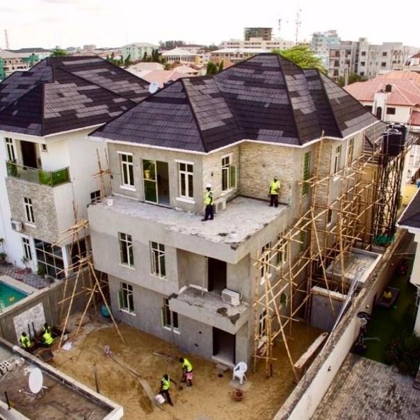 Davido Has Completed Renovation Of His Lekki Home (1)