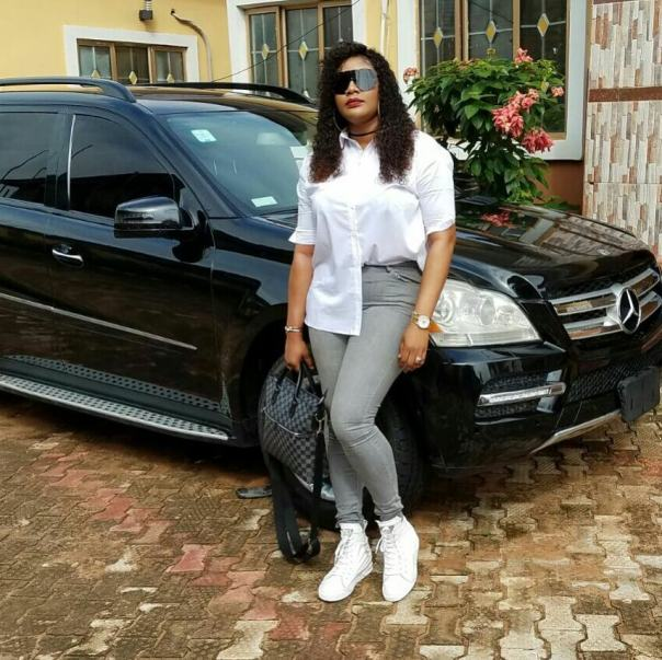Angela Okorie Has Revealed How She Funds Her Fabulous Lifestyle