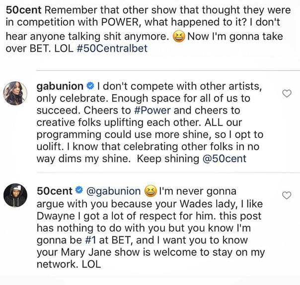 50 Cent Takes Shot At Empire Or Game Of Thrones (2)