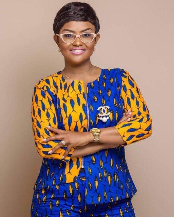 Nana Ama McBrown Steps Out Looking Stylish (1)