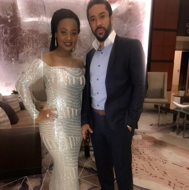 Majid Michel And Prince David Osei Were Spotted Together At The HAPA Awards (2)