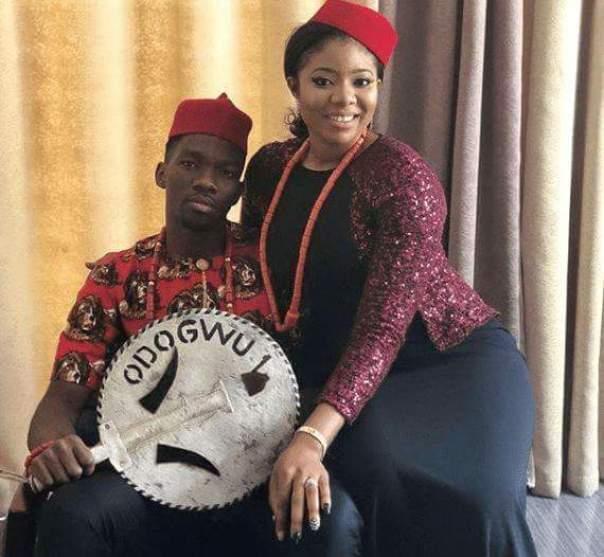 Kenneth Omeruo And Chioma Nnamani Pre-Wedding (4)