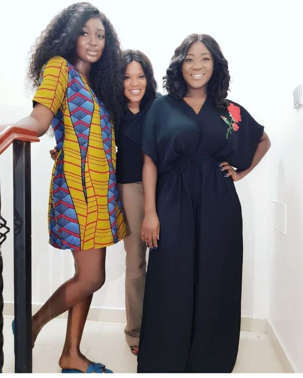 Didi Ekanem Dream Moment Comes True After Mercy Johnson Rocked Her Clothing Brand (2)