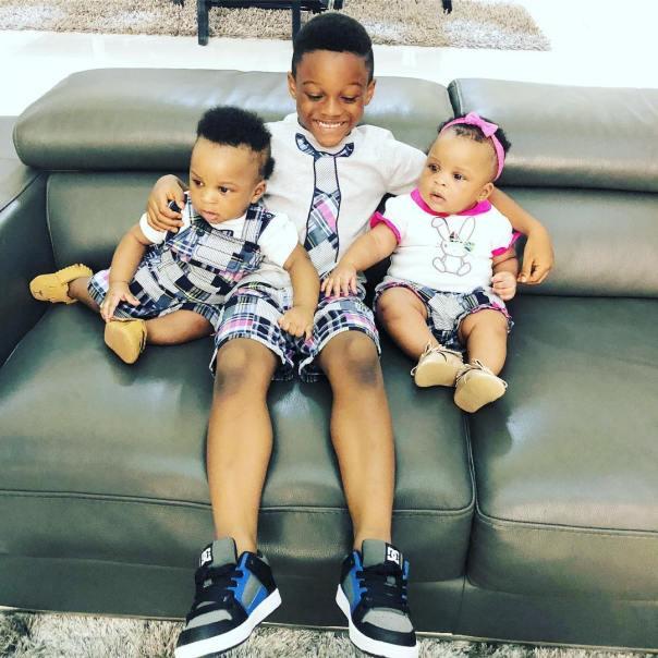 Paul Okoye Family Photos (3)