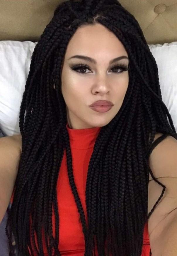 Ik Ogbonna Celebrates Sonia Morales On Her Birthday (2)