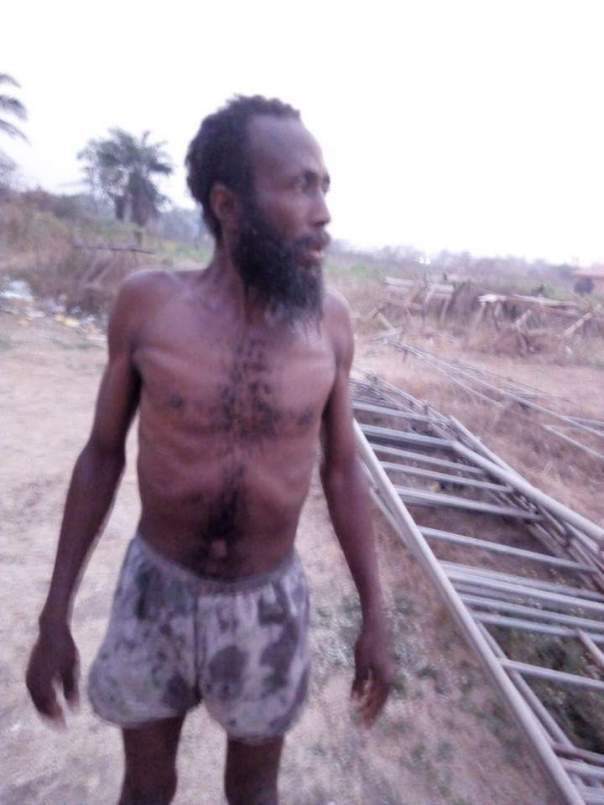 Joseph Abiodun from Benin in Edo state