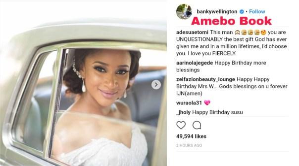 Banky W Wishes His Wife Adesua Etomi Happy Birthday (3)