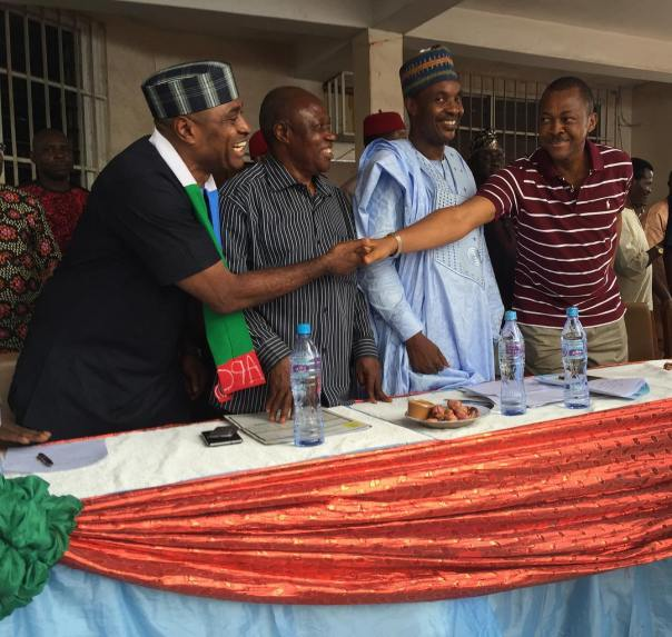 Kenneth Okonkwo Declares Intention To Contest For The Governorship Candidate (2)