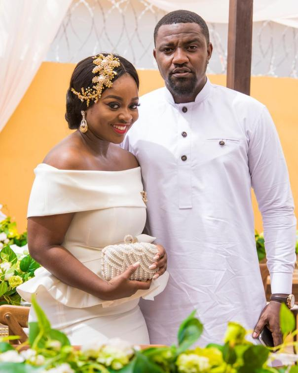 Frederick Nuamah And Martekor Private Engagement Ceremony (2)
