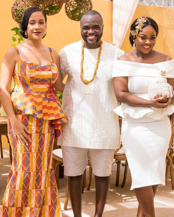 Jackie Appiah At Frederick Nuamah And Martekor Private Engagement Ceremony (2)