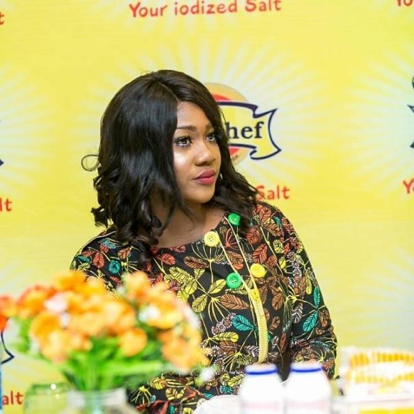 Mercy Johnson Becomes Brand Ambassador For Mr Chef Iodised Salt (10)