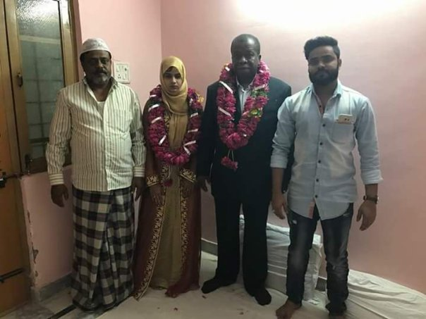 15-Year-Old Indian Girl That Was Married Off To An Old Nigerian Man (2)