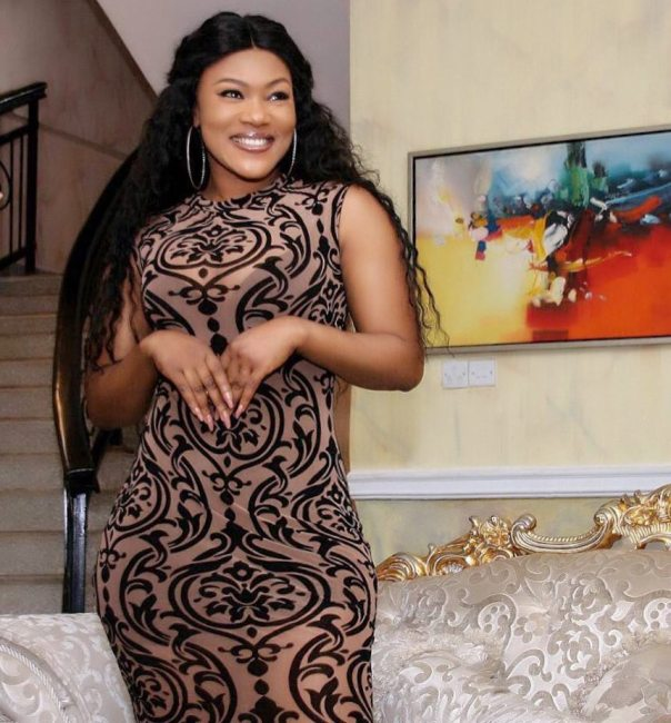 Nollywood Actress Mercy Macjoe