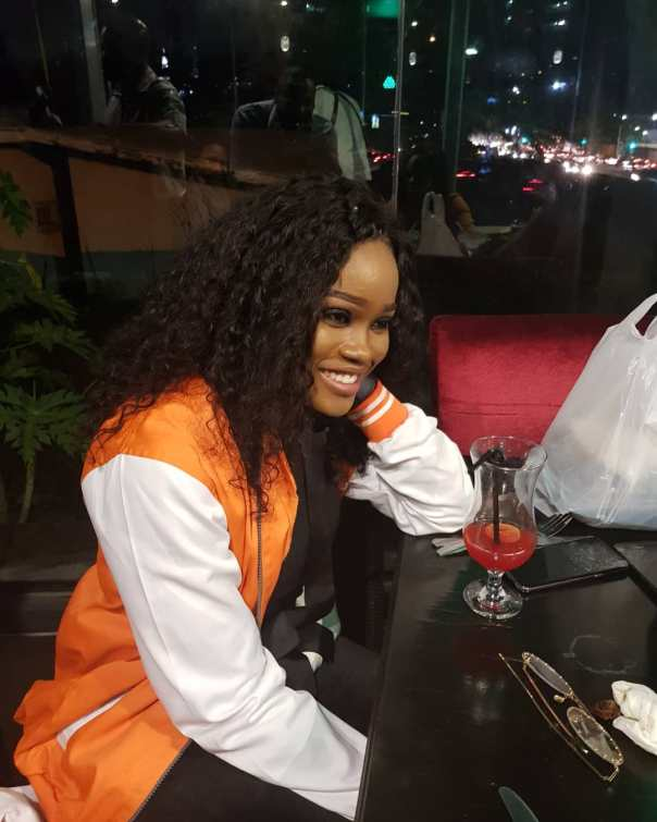 Tobi And Cee-C Reconcile At PayPorte Dinner (4)