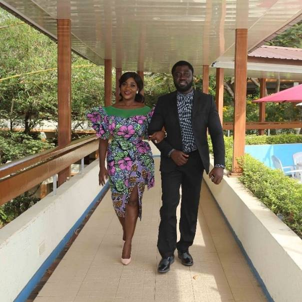 Mercy Johnson And Prince Odi Okojie Are Hosted By Sierra Leone's New President (3)