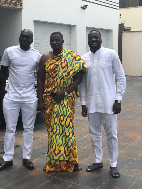 John Dumelo And Gifty Mawunya Nkornu Engagement (2
