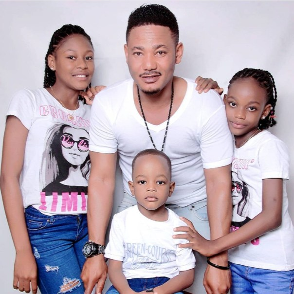 Frank Artus Shares Beautiful Family Photos To Celebrate His Birthday (2)