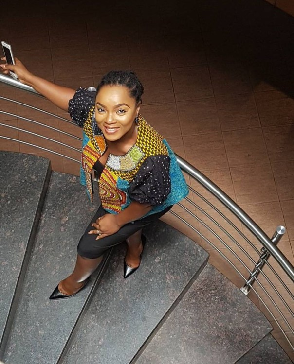 Chioma Akpotha Says She Is A Shy Person And Only Snubs People She Does Not Know (2)