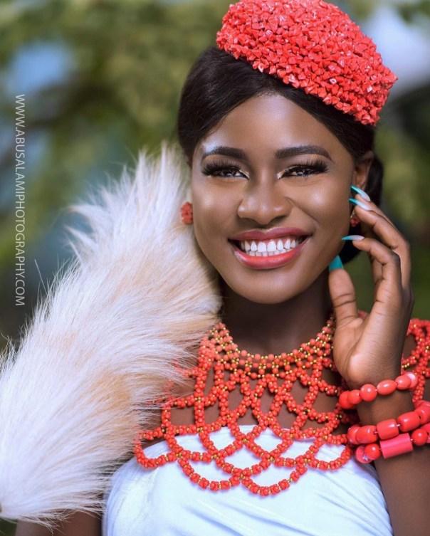 Alex Dressed As An Edo Bride (3)