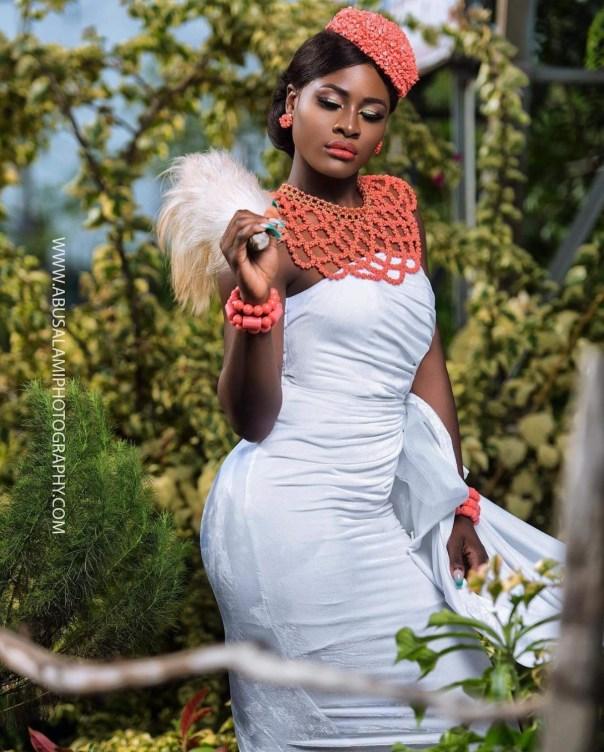 Alex Dressed As An Edo Bride (4)
