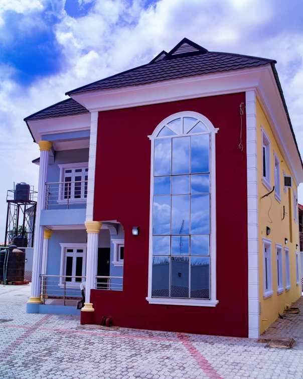 Mercy Aigbe Buys Beautiful Home For Herself And Kids (4)