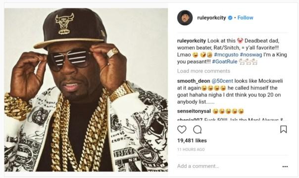 Ja Rule Calls 50 Cent A Deadbeat Dad (2)