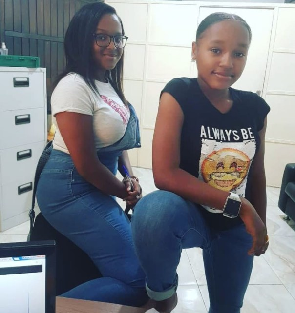 Van Vicker Shares Adorable New Photo Of His Daughters (2)