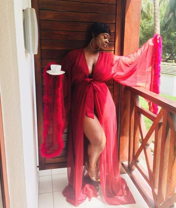 Uriel Oputa And Her Raunchy Black Coffee In Paradise Photo (2)