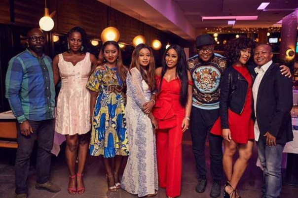 Rita Dominic's Birthday Dinner