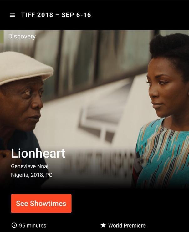 Genevieve Nnaji Makes Directorial Debut In Lionheart (4)