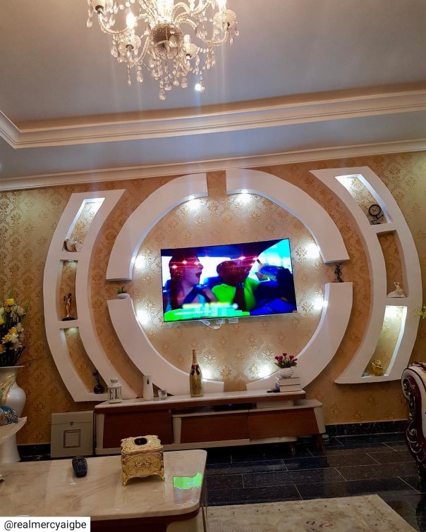 Interior Design Of Mercy Aigbe House
