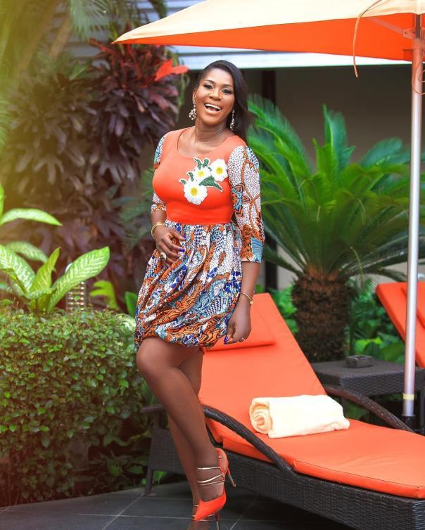 Stephanie Linus Okereke Dress Make Me Fabulous TV Show